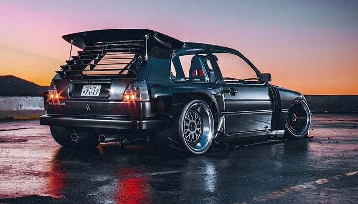 Volkswagen Golf and GTI Modified
